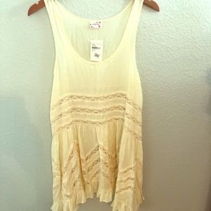 Free People Top- New with tags